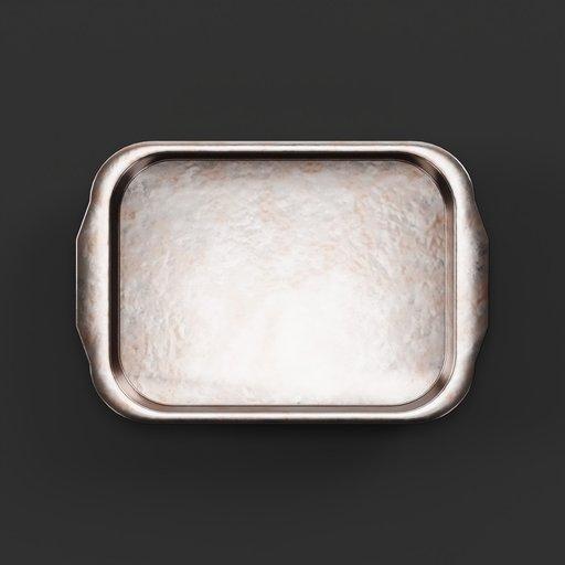 Thumbnail: Old Metal Pan 01