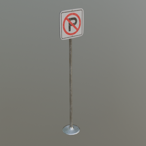 Thumbnail: No Parking Sign
