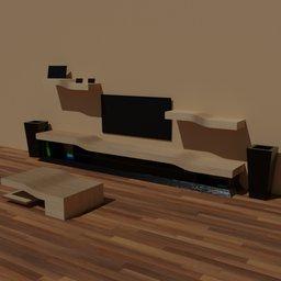 Thumbnail: Modern Living Room