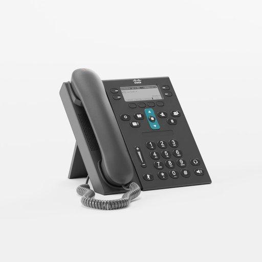 Thumbnail: Cisco Phone CP 6941