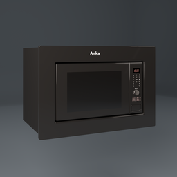 Thumbnail: Microwave Oven - Amica AMGB20E2GB