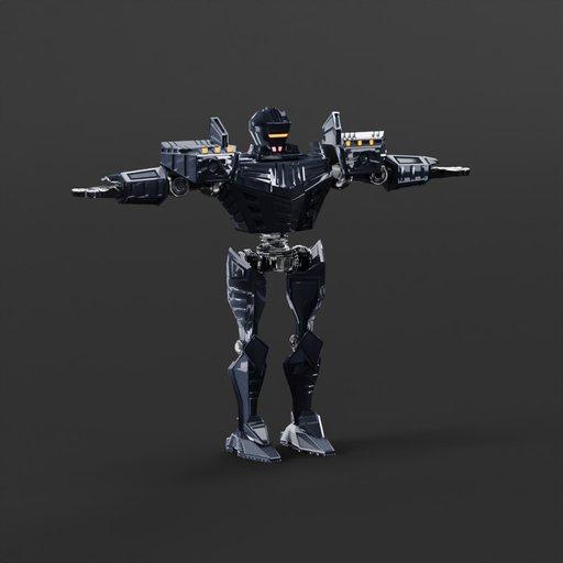 Thumbnail: Robot