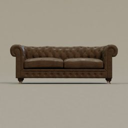 Thumbnail: Chesterfield Sofa