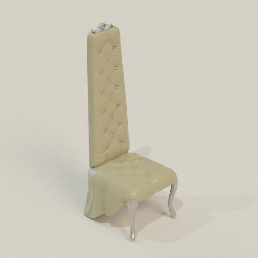Thumbnail: Baroque chair