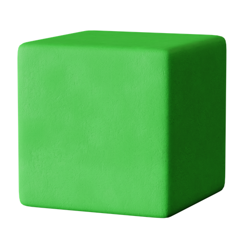 Thumbnail: Green Lime Wall Painting Material