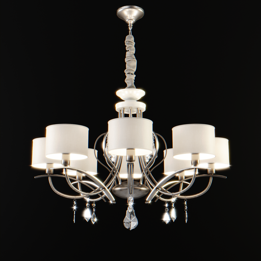 Thumbnail: Chandelier Light Lamp 4