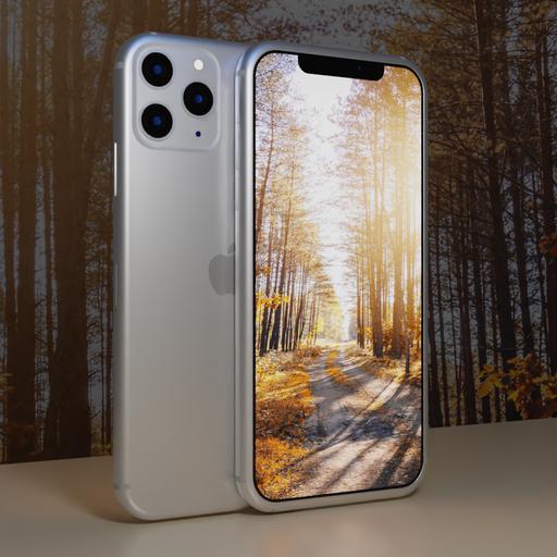 Thumbnail: Iphone 11 Pro Max (Silver)