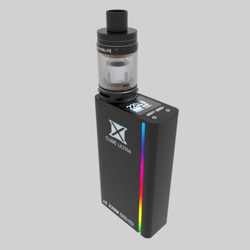 Thumbnail: E-cigarette SMOK X Cube Ultra