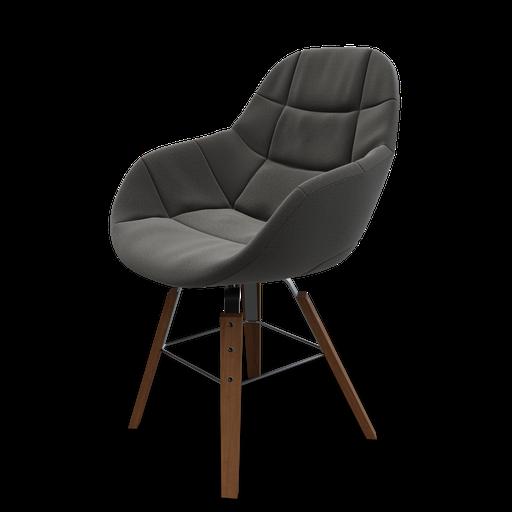 Thumbnail: Zanotta Eva Chair
