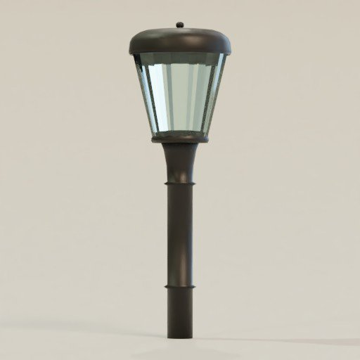 Thumbnail: 12 Inch Tall Path Light