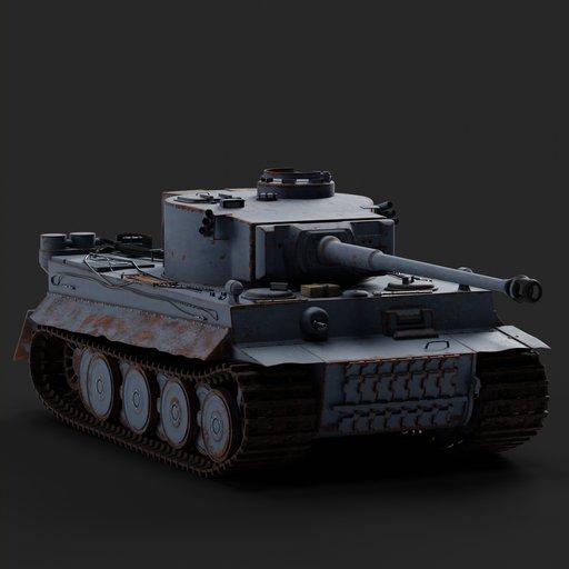 Thumbnail: Pz.Kpfw.VI Ausf.E Tiger