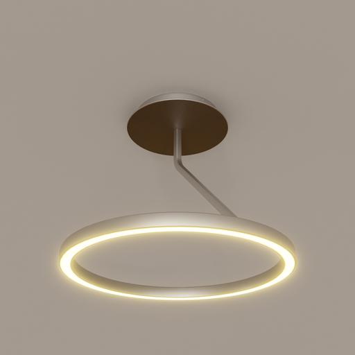 Thumbnail: Modern Circle Light