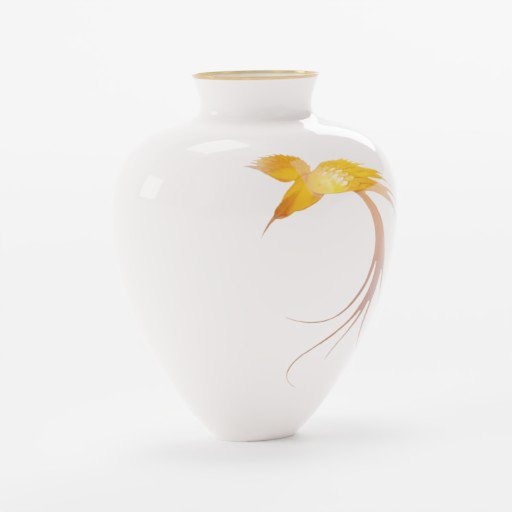 Thumbnail: Porcelain Vase