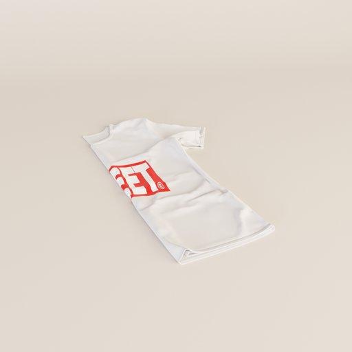 Thumbnail: Yeet shirt folded