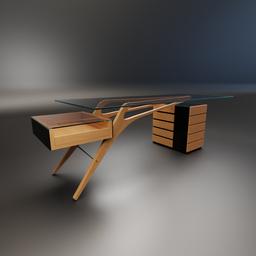 Thumbnail: Desk Cavour CM