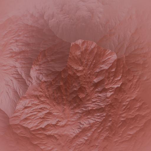 Thumbnail: Mountain Range 3.exr