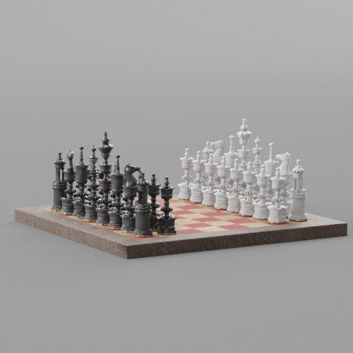 Thumbnail: Chess