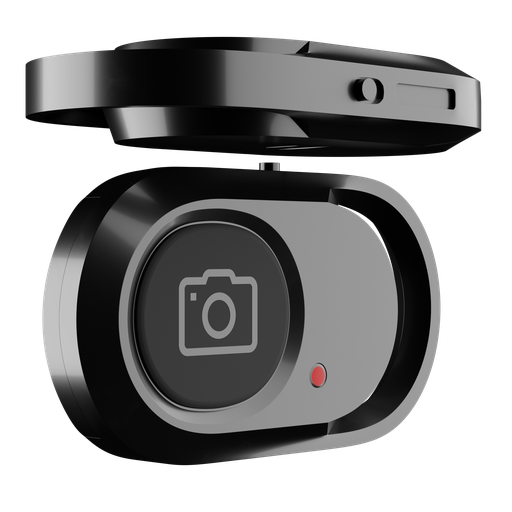 Thumbnail: Wireless photography remote