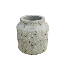 Thumbnail: Beton terrazo vase bottle-01