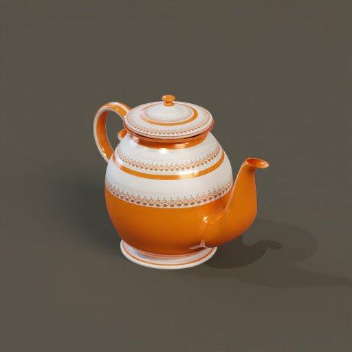 Thumbnail: Arebian tea set (jug large)