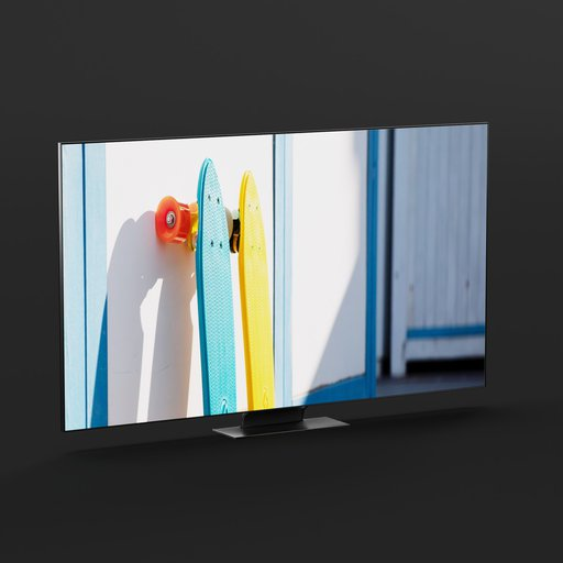 Thumbnail: 55 Inch TV with Realistic Display