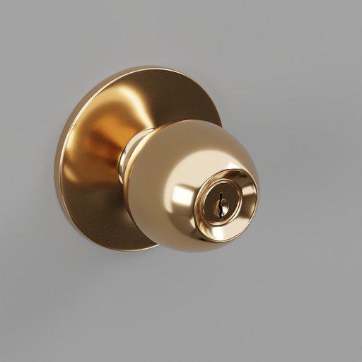 Thumbnail: Doorknob 2-A