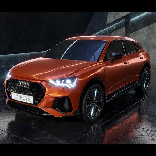Thumbnail: 2020 Audi Q3 Sportback