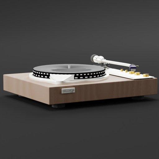 Thumbnail: RecordPlayer