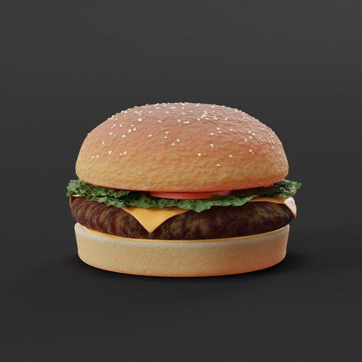 Thumbnail: Hamburger
