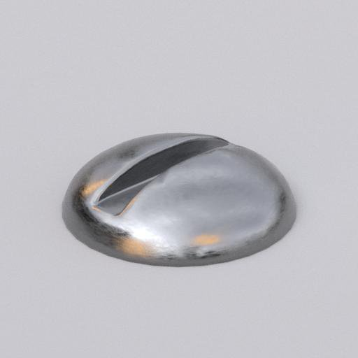 Thumbnail: Bolt head rounded with straight line