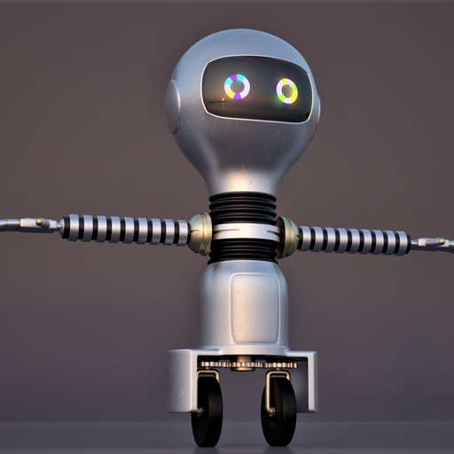 Thumbnail: Fast Robot
