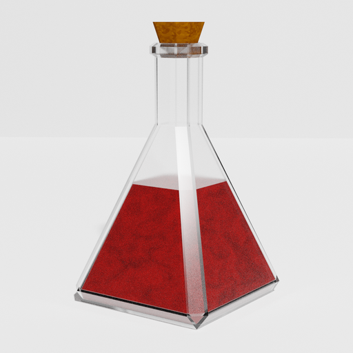 Thumbnail: Red Potion