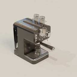 Thumbnail: Small Coffee Machine