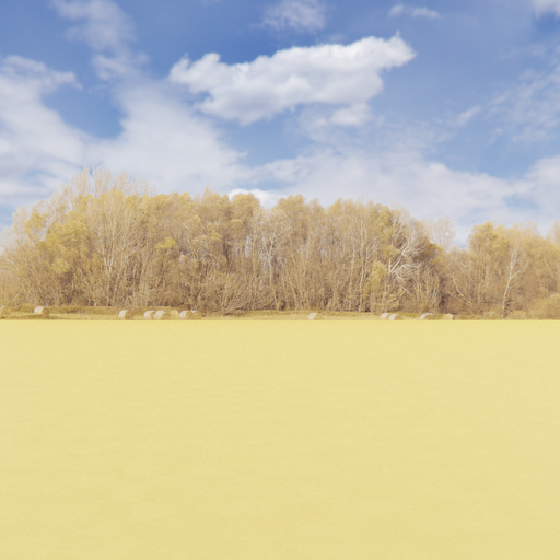 Thumbnail: Treeline of Autumn Backdrop 001