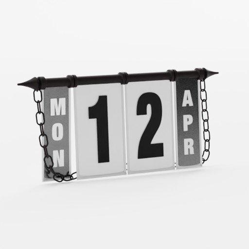 Thumbnail: Calendar