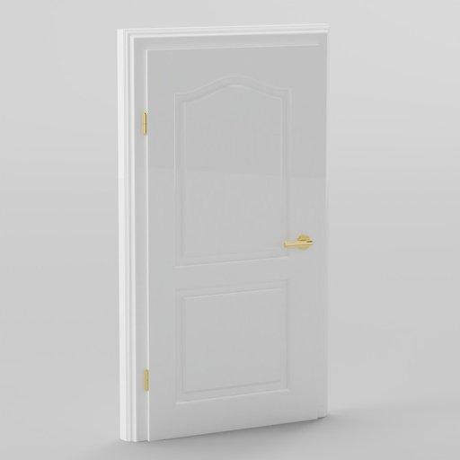 Thumbnail: White Classic Internal Door