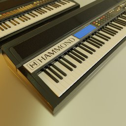 Thumbnail: Piano Hammond