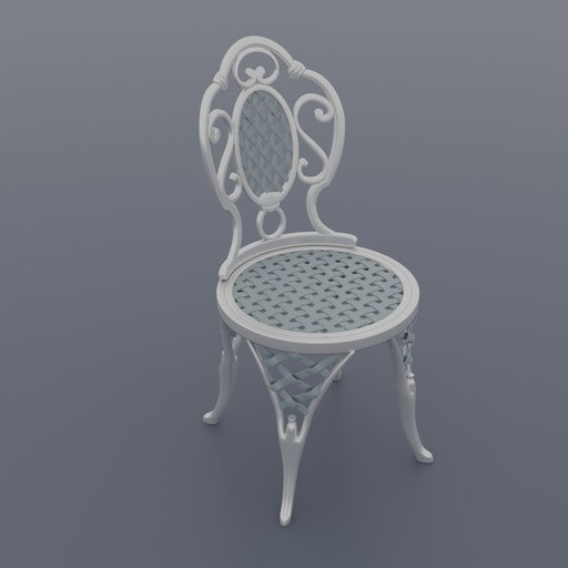 Thumbnail: Outdoor chair
