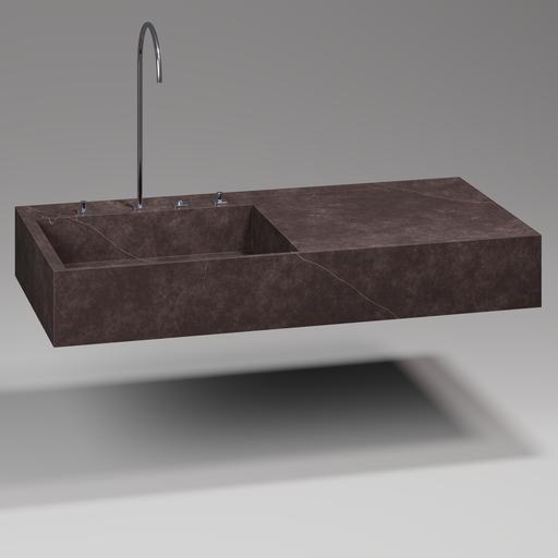 Thumbnail: Kitchen Sink & Faucet