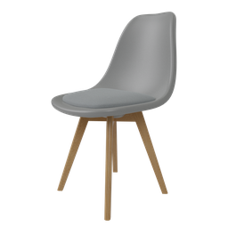 Thumbnail: Chair  Eames Leda With Assent
