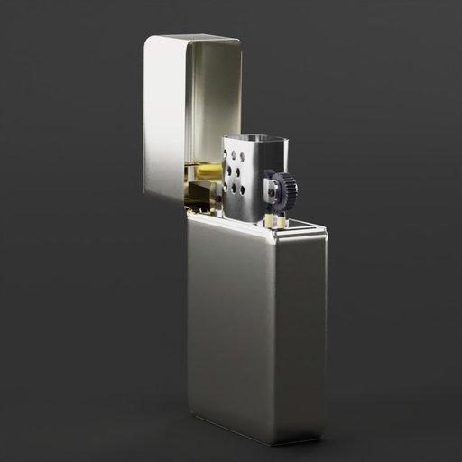 Thumbnail: Cigarette lighter(zippo)