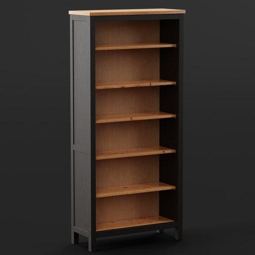 Thumbnail: IKEA HEMNES Bookcase