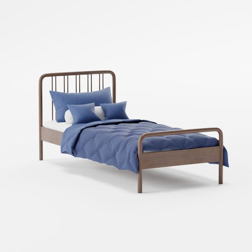 Thumbnail: Single Bed