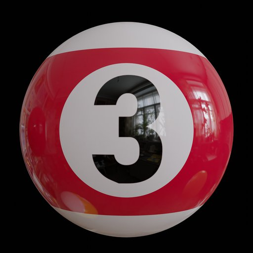 Thumbnail: Semi Procedural Pool Balls