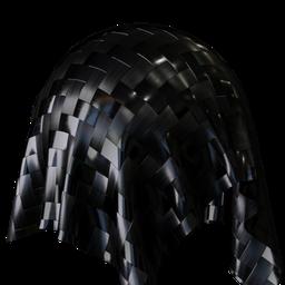 Thumbnail: Carbon FIber Shader