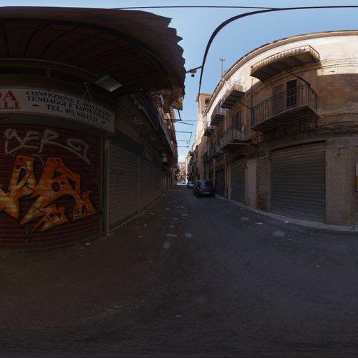 Thumbnail: Urban Alley 01