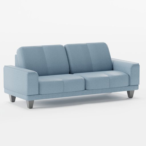 Low - Poly Sofa 1