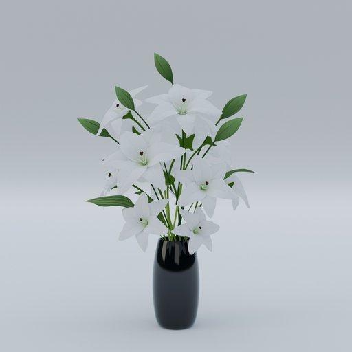 Thumbnail: White lily