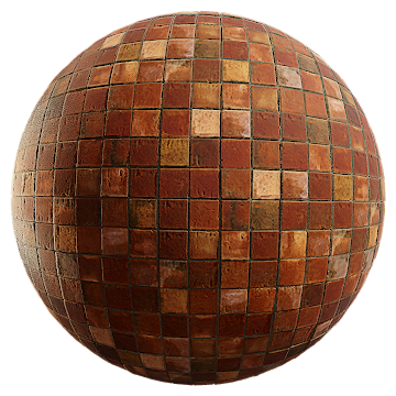 Thumbnail: Small Brick Tiles