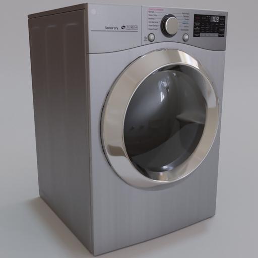 Thumbnail: LG Dryer